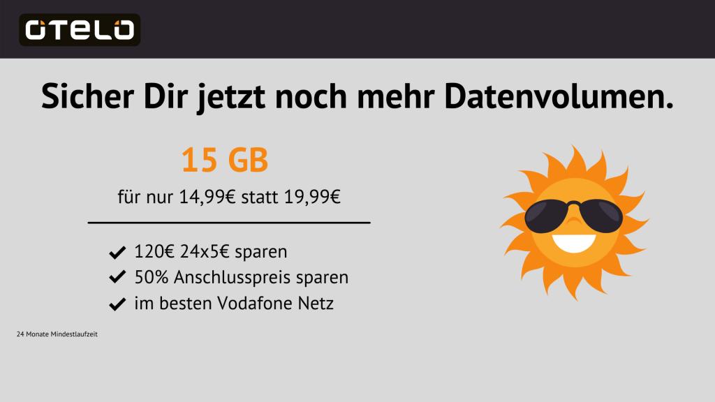 Angebot Otelo Vodafone